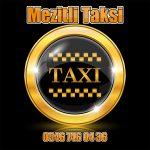 mezitli taksi